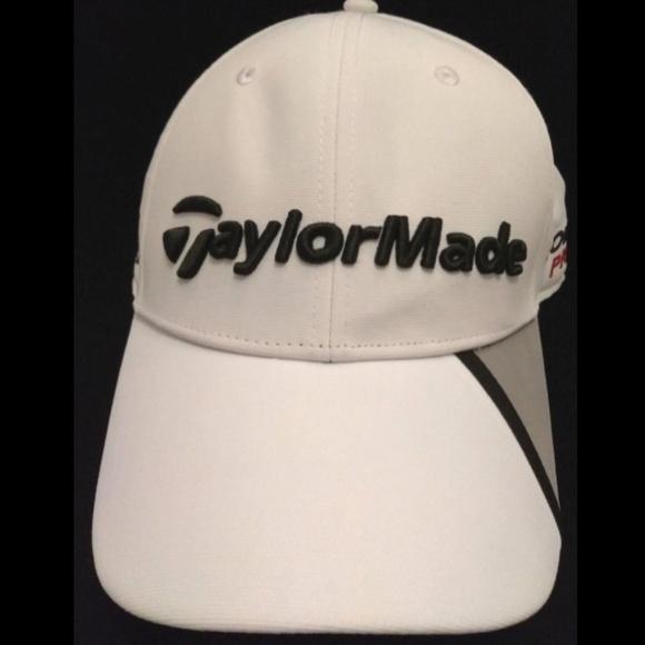 ba550ce368e TaylorMade Golf SLDR Tour Preferred Dad Hat Cap. M 5b1bd97403087cc4db237239